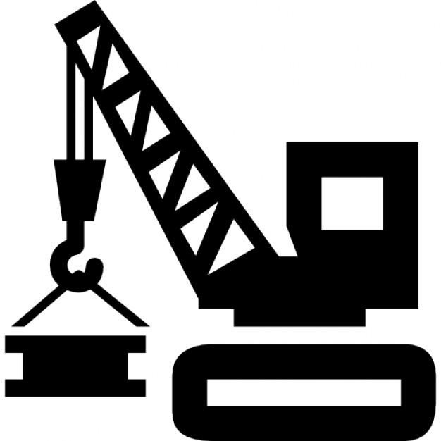 bouw-gereedschap-voertuig-met-kraan-tillen-materialen_318-62159